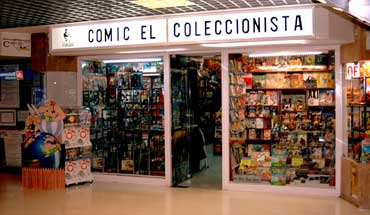 COMICS DIGITALES Fachada